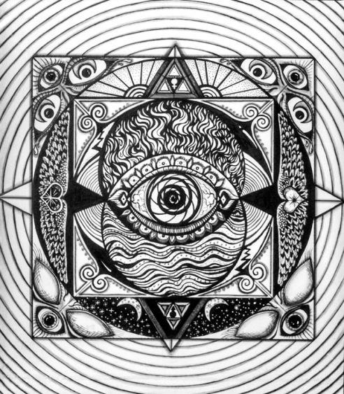 Mandala | Jacob Chapman