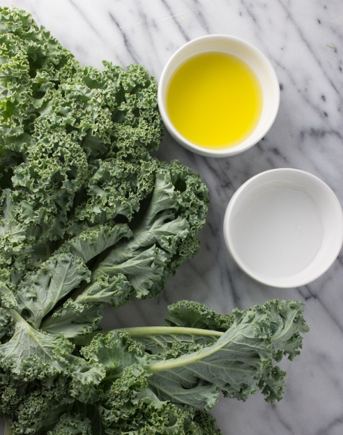 Recipe Friday: Sea Salt & Vinegar Kale Chips